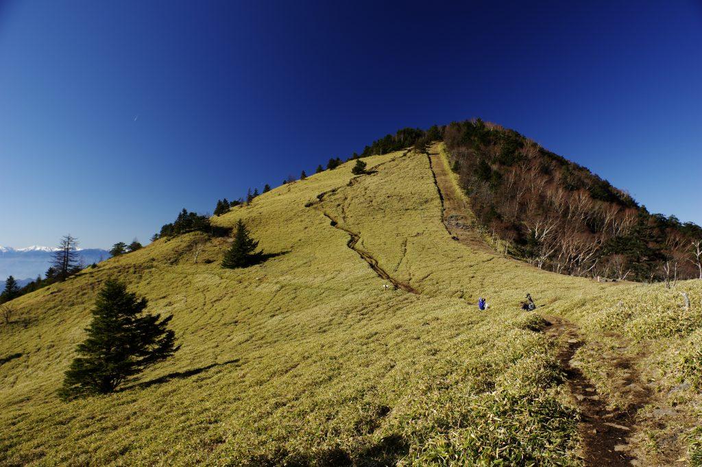 石丸峠からの眺め