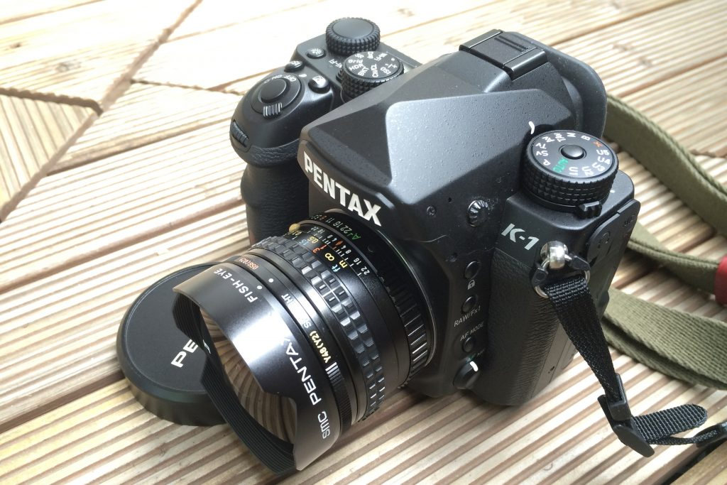 PENTAX K-1 + smc PENTAX-A FISH-EYE 16mm F2.8