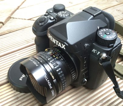 PENTAX K-1で魚眼レンズsmc PENTAX-A 16mm FISH-EYEを試す